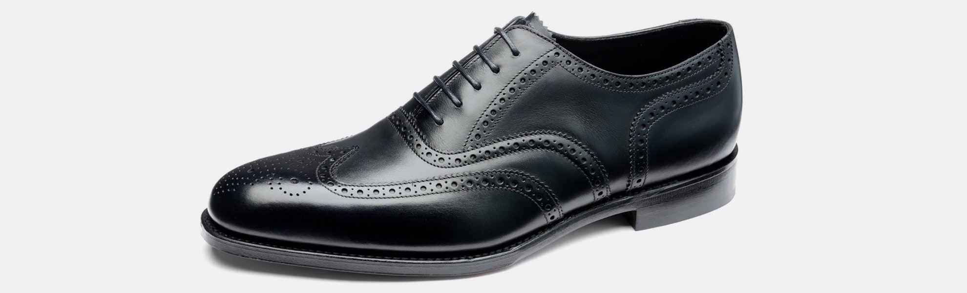 Loake 1880 Buckingham Brogue Shoes