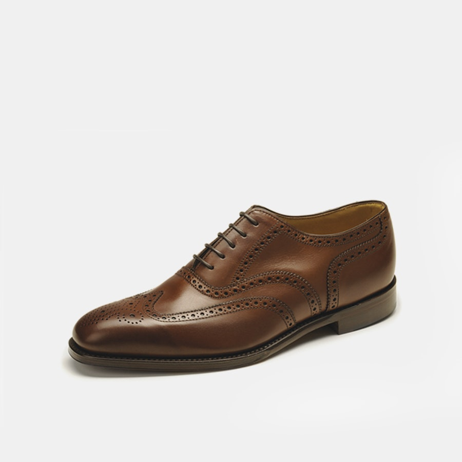 Loake Buckingham Brogue Shoes