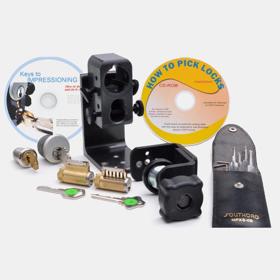 3 Skills Locksport Pro Practice Kit Price Reviews Massdrop Wiring Simplified Ebook