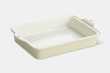 "Rectangle 9"" x 13"" Baker – White (+$2)"