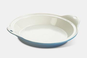 """Round 9.5"""" Baker – Blue"""