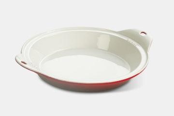 "Round 9.5"" Baker – Red"