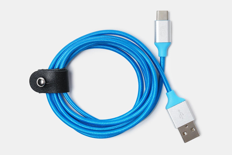 Braid+ USB C – Blue – 12673 (+$3)