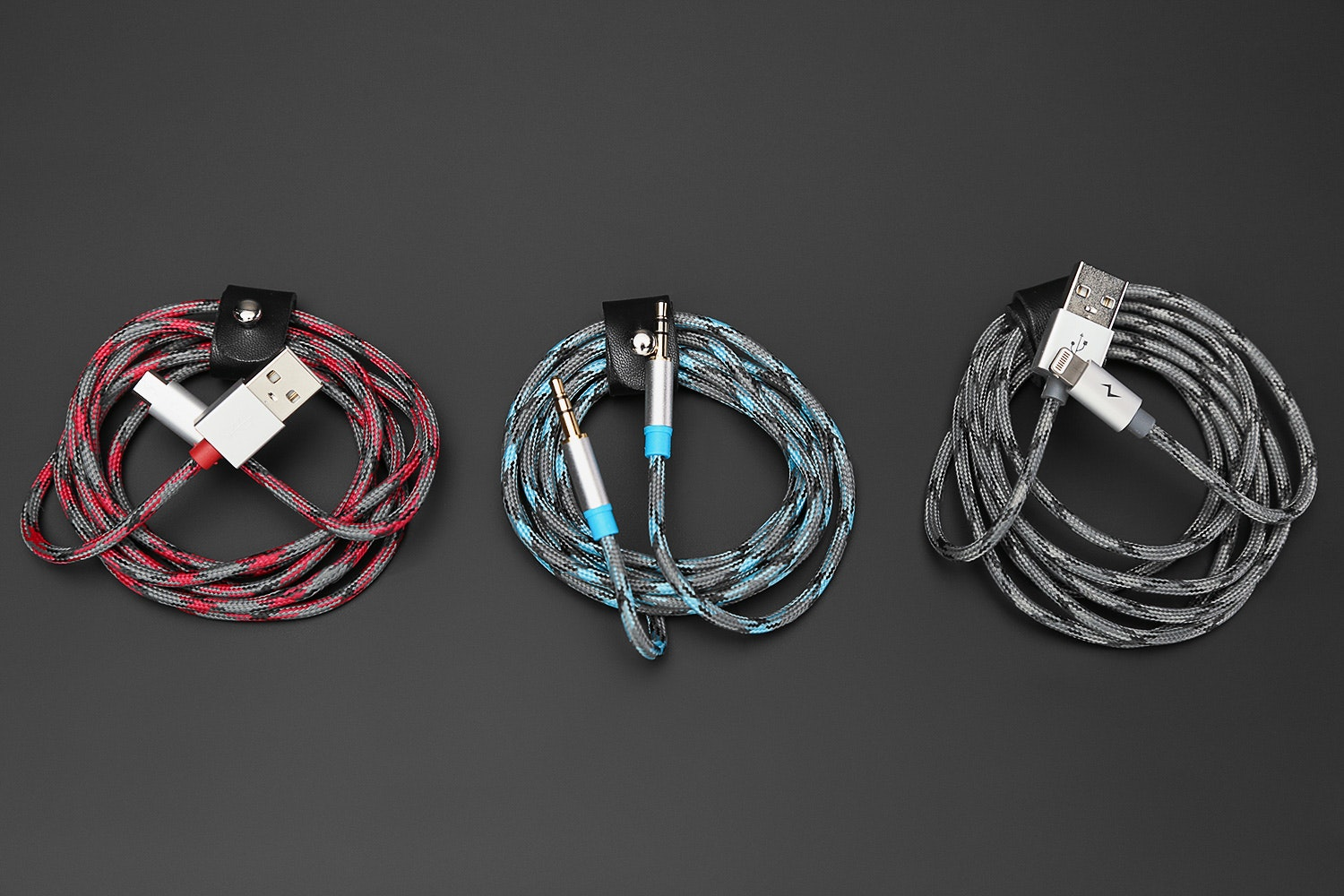 Logiix Piston Connect Braided Cables