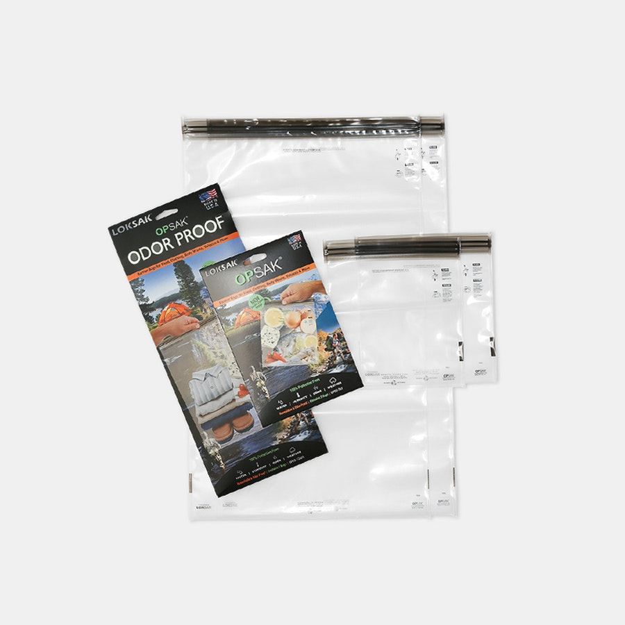 LOKSAK Odor-Proof Sak (4-Pack)