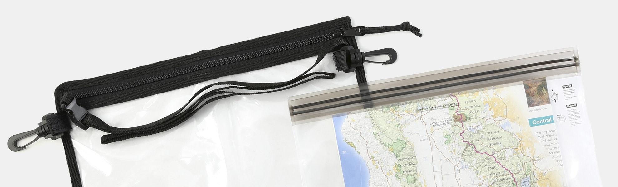 LOKSAK SplashSak Mapcase or Navigator