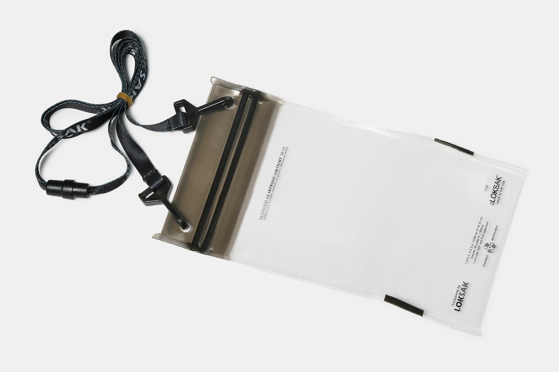 aLOKSAK Waterproof Phone & Tablet Bags (4-Pack)