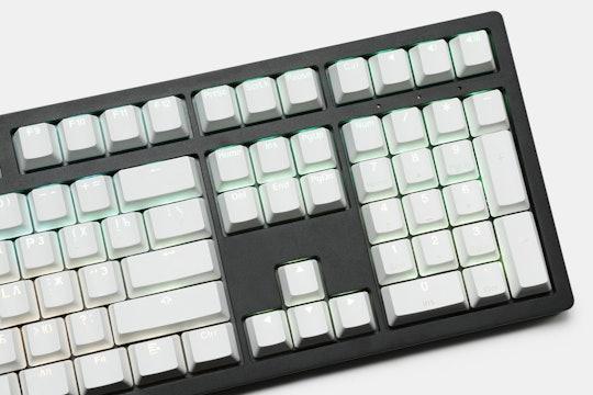 LOOP Russian & Korean PBT Doubleshot Keycap Set