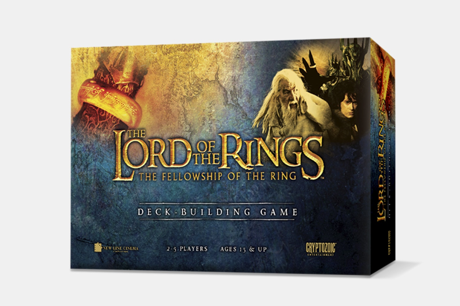 Lord of the Rings Deck-Building Game Bundle