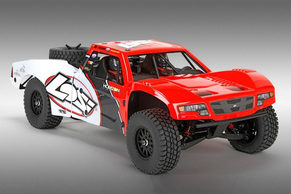 Losi Baja Rey 1/10 4x4 Desert Truck RTR w/ AVC | Price ...