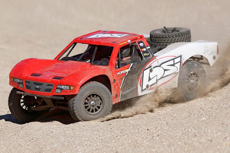 Losi Baja Rey 1/10 4x4 Desert Truck RTR w/ AVC
