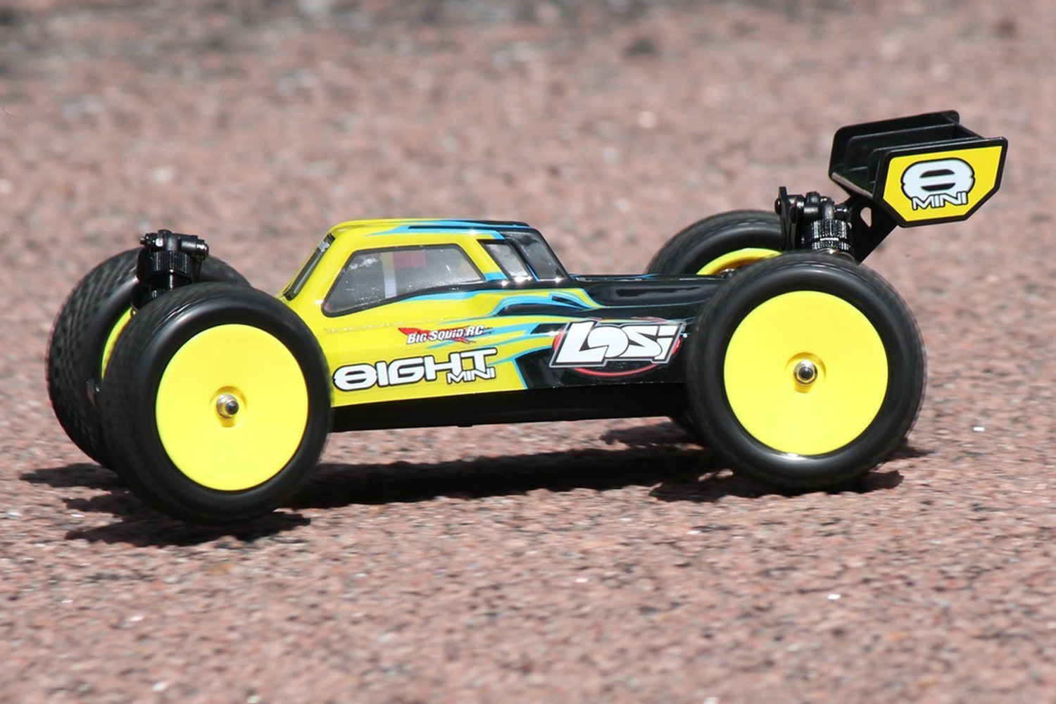 Losi Mini 8IGHT 1/14th-Scale RTR Buggy