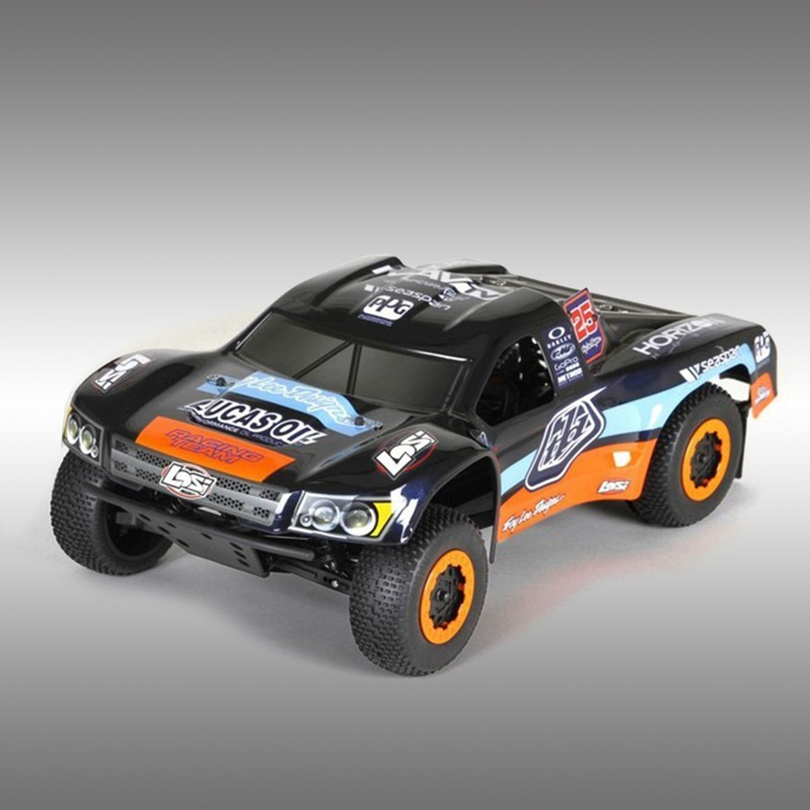 Losi SCTE Troy Lee Designs RTR w/LiPo & Charger