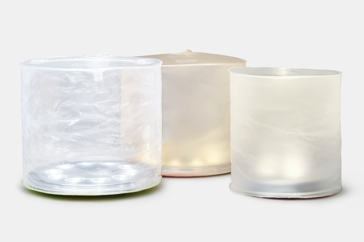 Luci Assorted Inflatable Solar Lights (3-Pack)