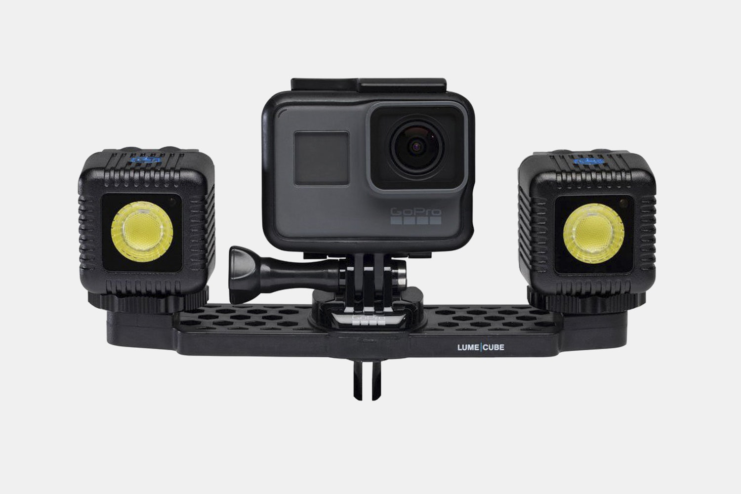 LIGHTING KIT FOR GOPRO AND ACTION CAMS