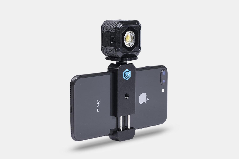 LUME CUBE AIR + SMARTPHONE MOUNT LIGHTING KIT (-$80)