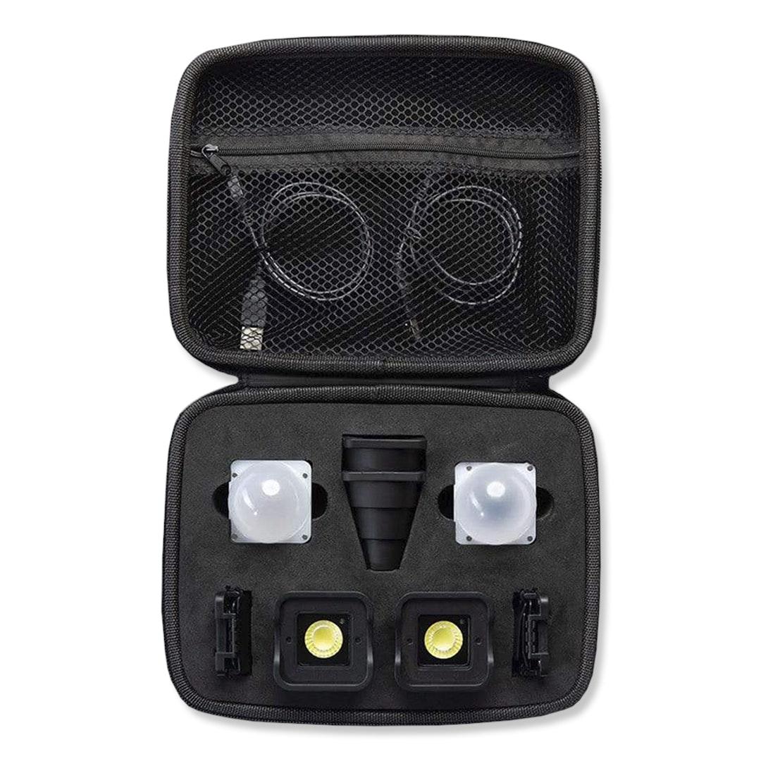 Lume Cube Professional Lighting Kit & Triple Mount