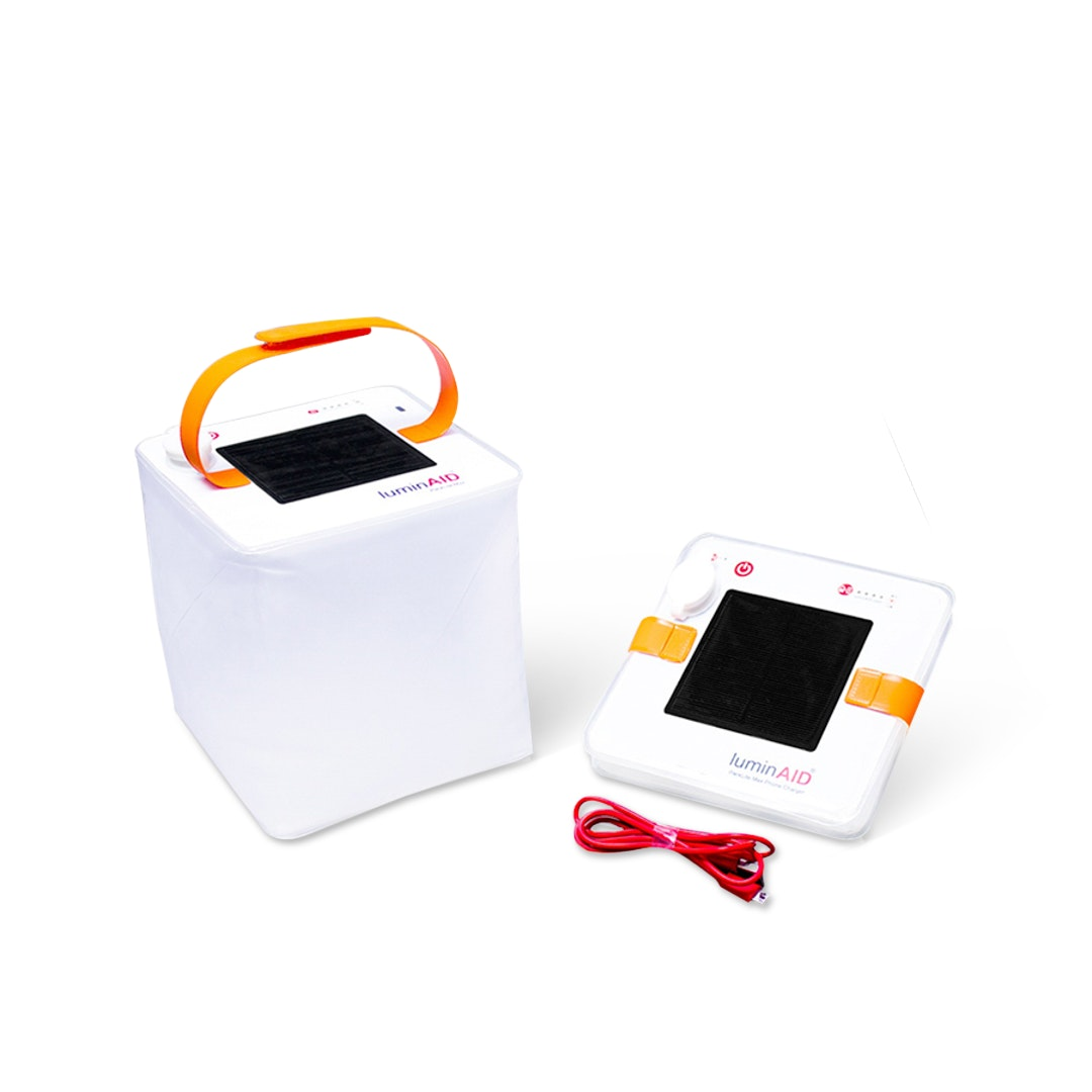 LuminAID PackLite Max / Hero 2-in-1 Lanterns