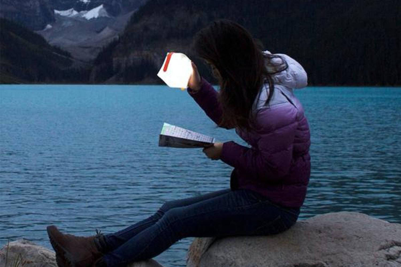 LuminAID Inflatable Solar Light Nova USB (2-Pack)