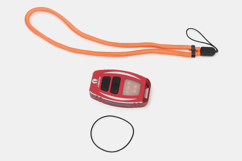Lumintop Geek 350-Lumen Keychain Light