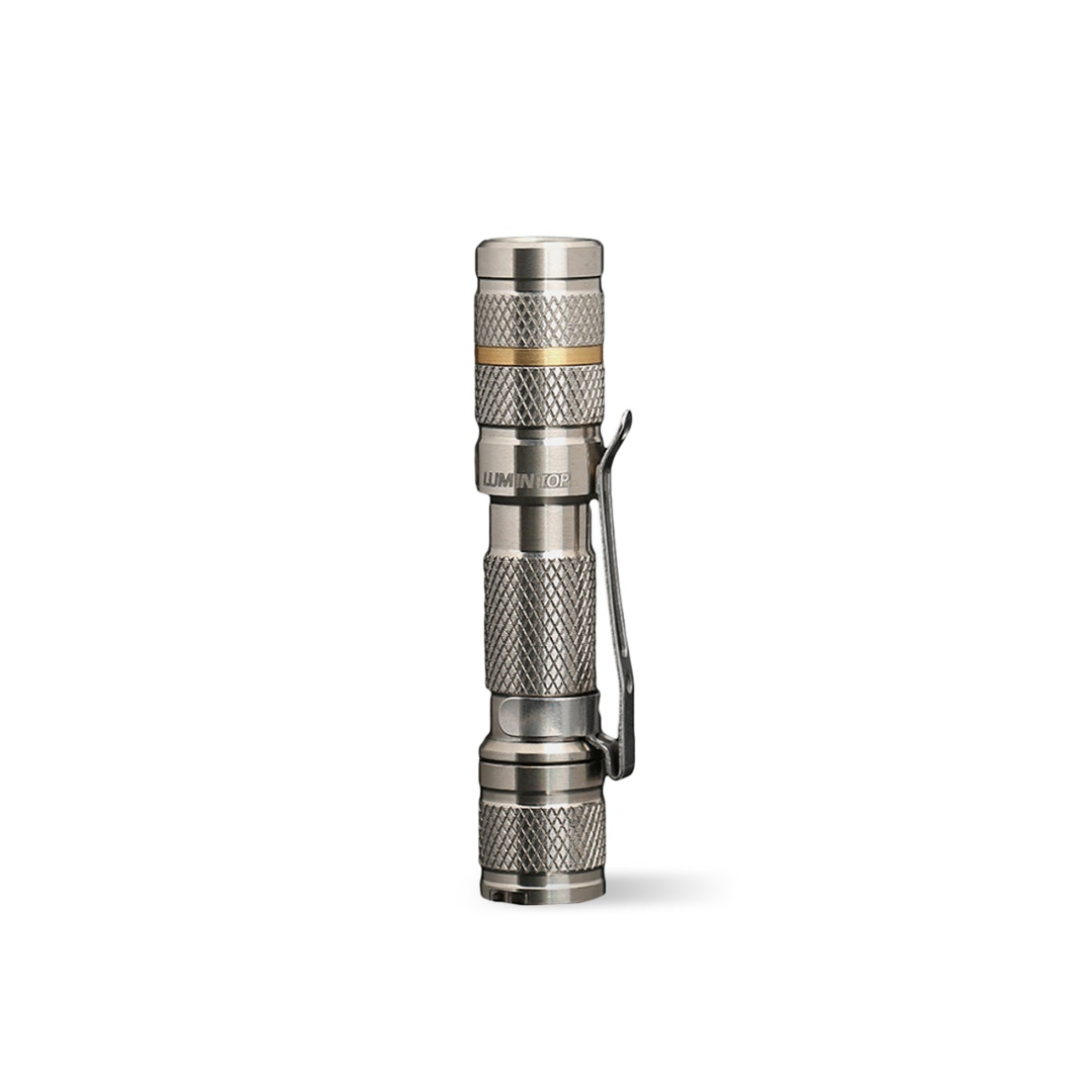 Lumintop Ti Tool AAA Titanium Flashlight