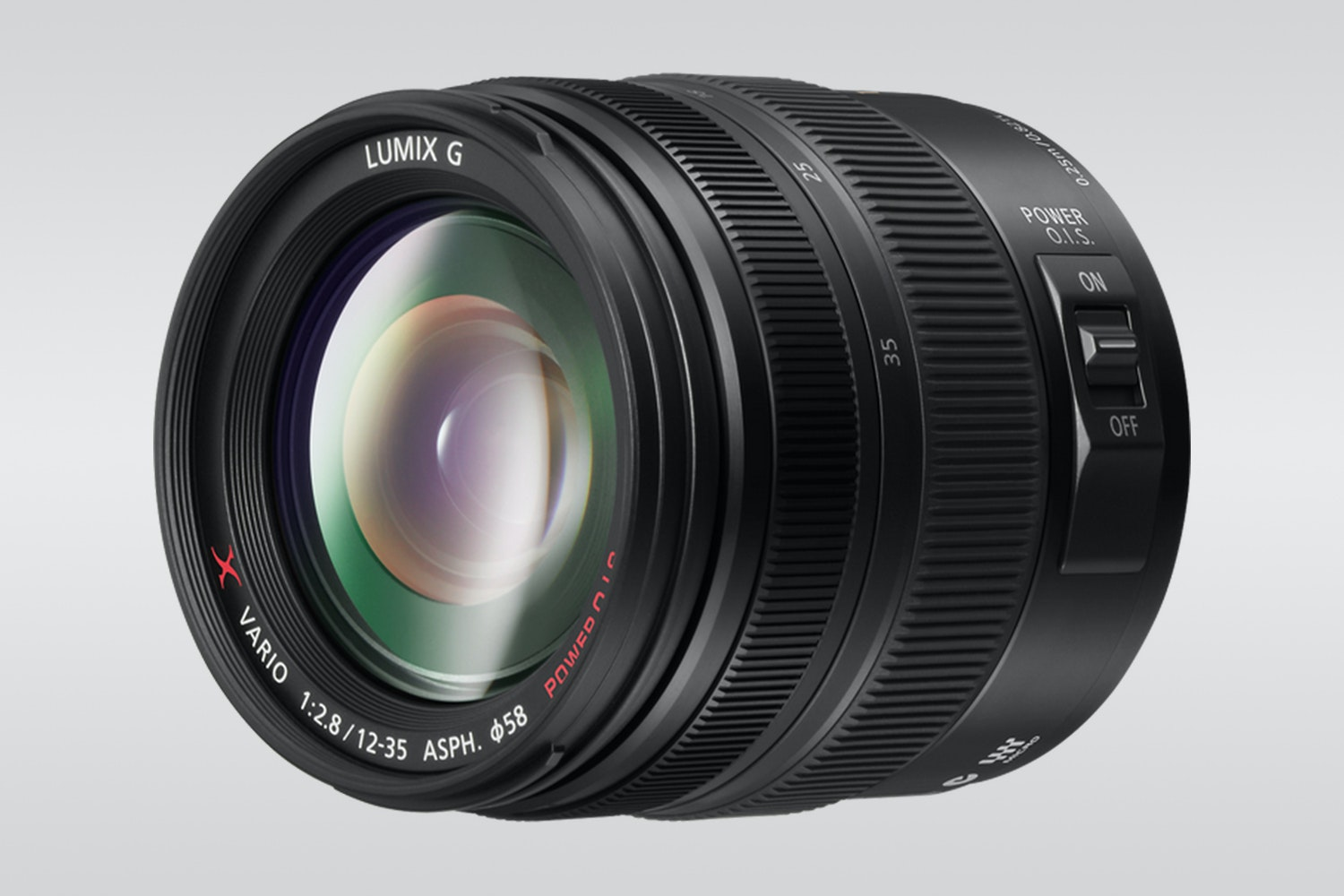 Panasonic LUMIX G X Vario 12-35mm F2.8 Lens