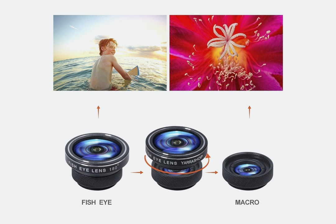 Lux Phone Camera Kits