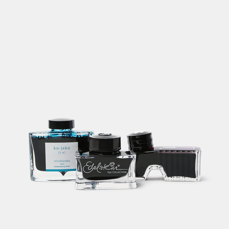 Luxury Ink Bottle Bundle