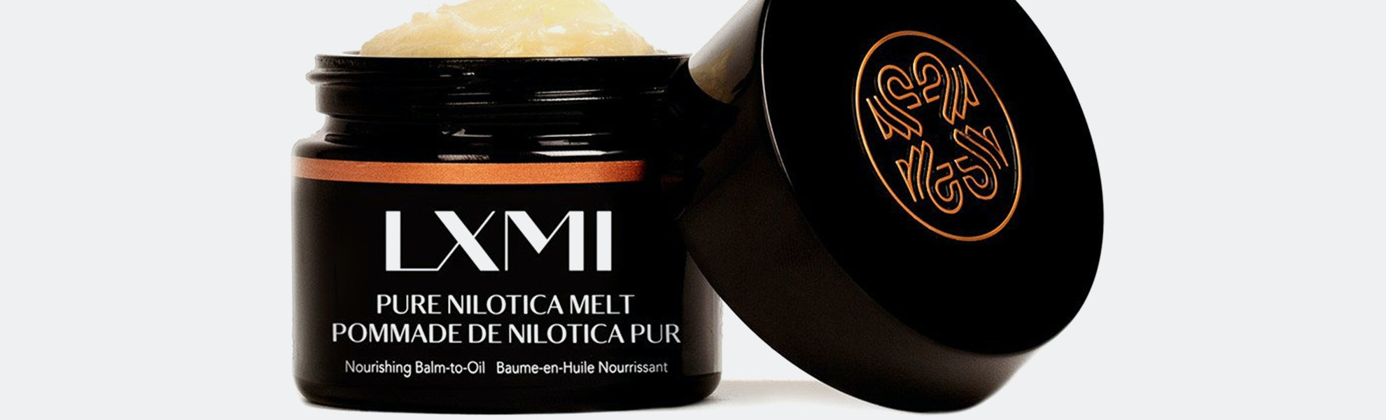 LXMI Pure Nilotica Melt Nourishing Balm-to-Oil
