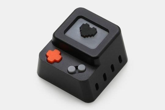 M.7 Handheld Gaming Aluminum Artisan Keycap