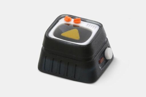 M.7 Retro Artisan Keycap