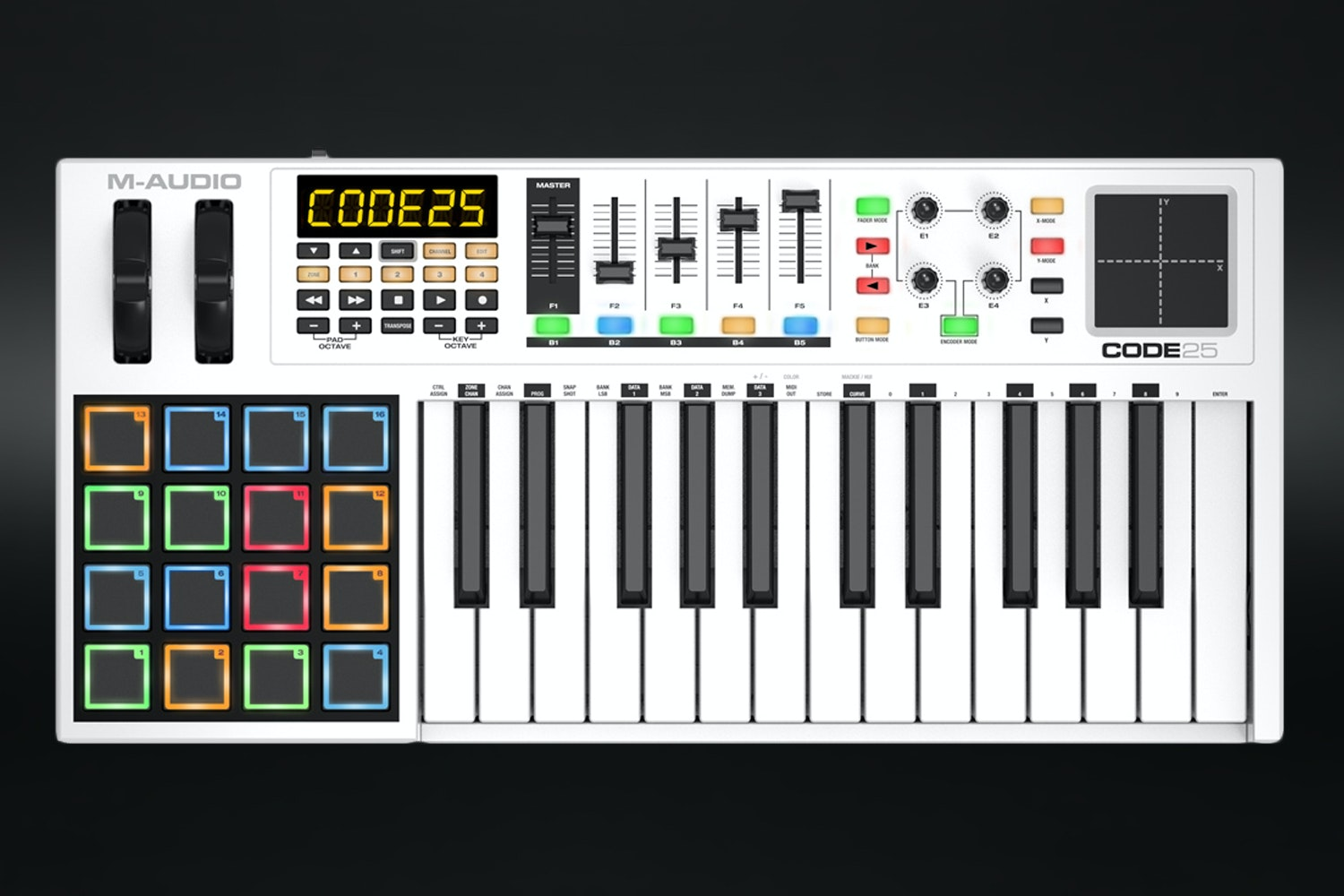 M-Audio Code USB MIDI Keyboard Controller