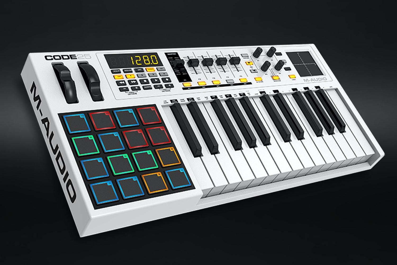 M-Audio Code USB MIDI Keyboard Controller