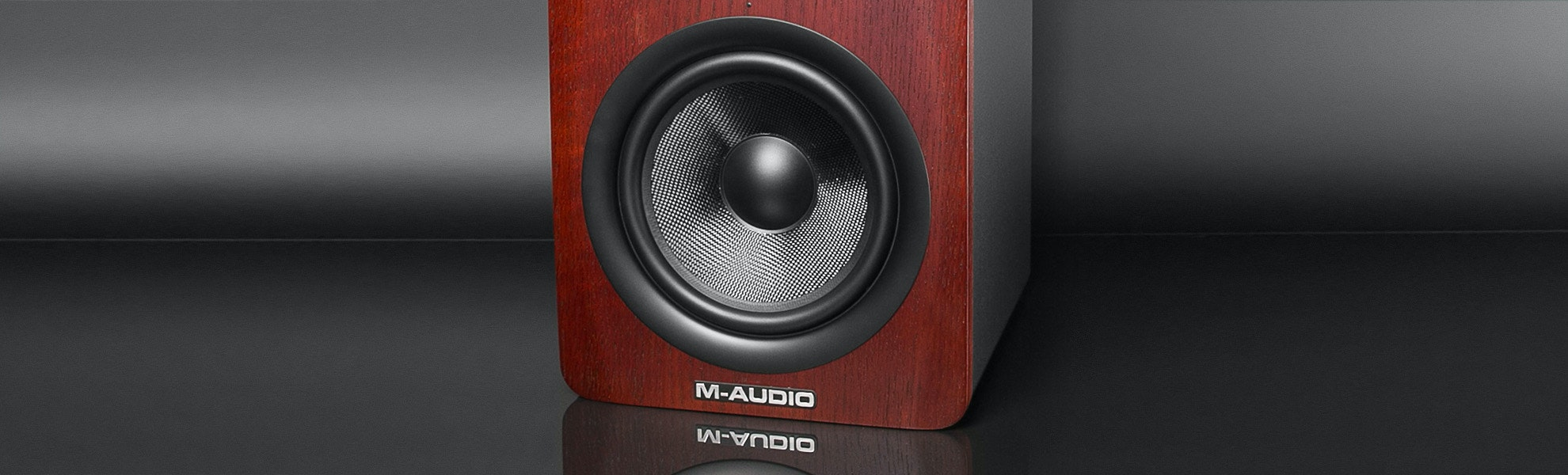 M-Audio M3-6 and M3-8 Three-Way Studio Monitor