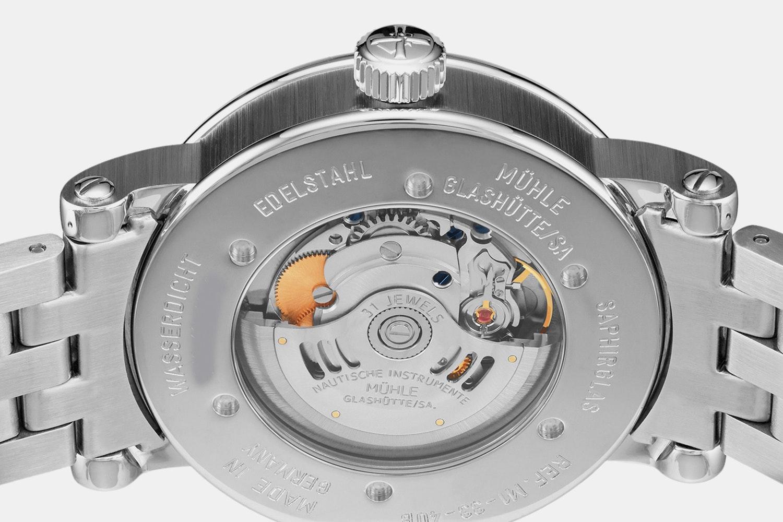 Muhle Glashutte Teutonia Ii Kleine Sekunde Watch Price Reviews