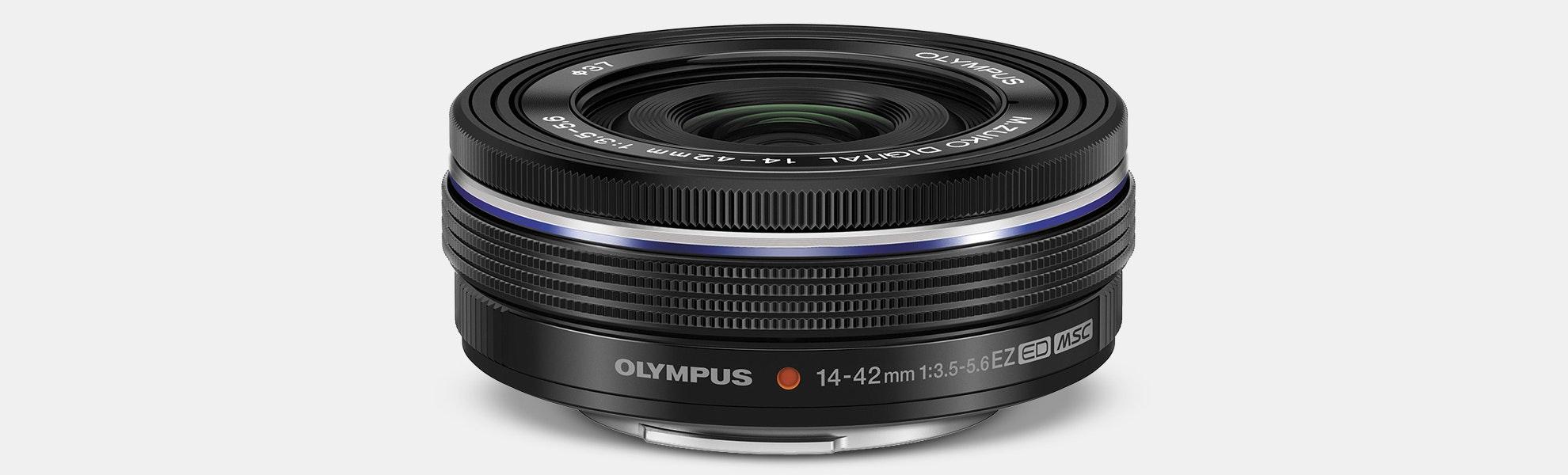 M.Zuiko ED 14-42mm F3.5-5.6 EZ Lens