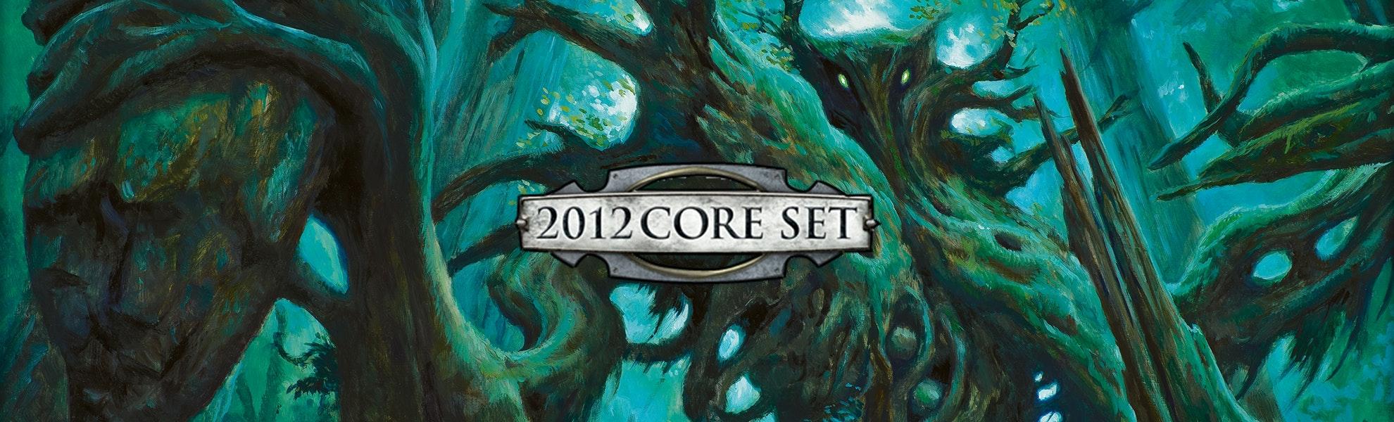 Magic 2012 Core Set Booster Box