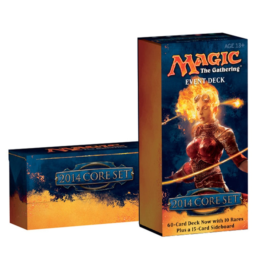 Magic Core 2014 Event Deck