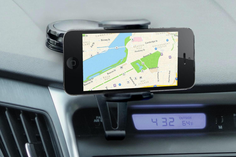 Macally Adjustable Dashboard Phone Mount
