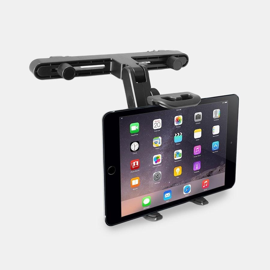 Macally Adjustable Tablet Headrest Mount