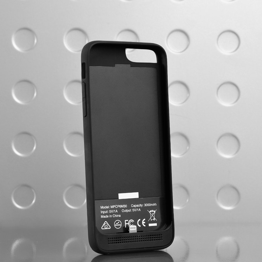 Macally iPhone 6 - 3000mAh Battery Case