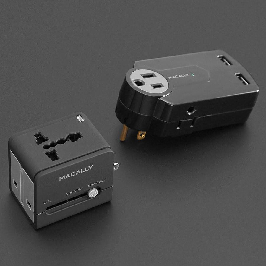 Macally Power Adapter Bundle