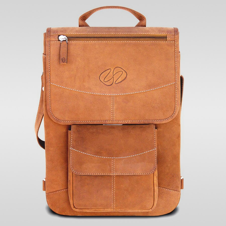 MacCase Premium Leather Macbook/Pro Jacket