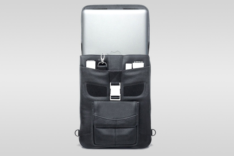 MacCase Premium Leather Macbook/Pro Jacket