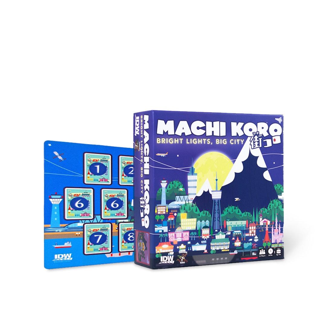 Machi Koro: Bright Lights, Big City Bundle