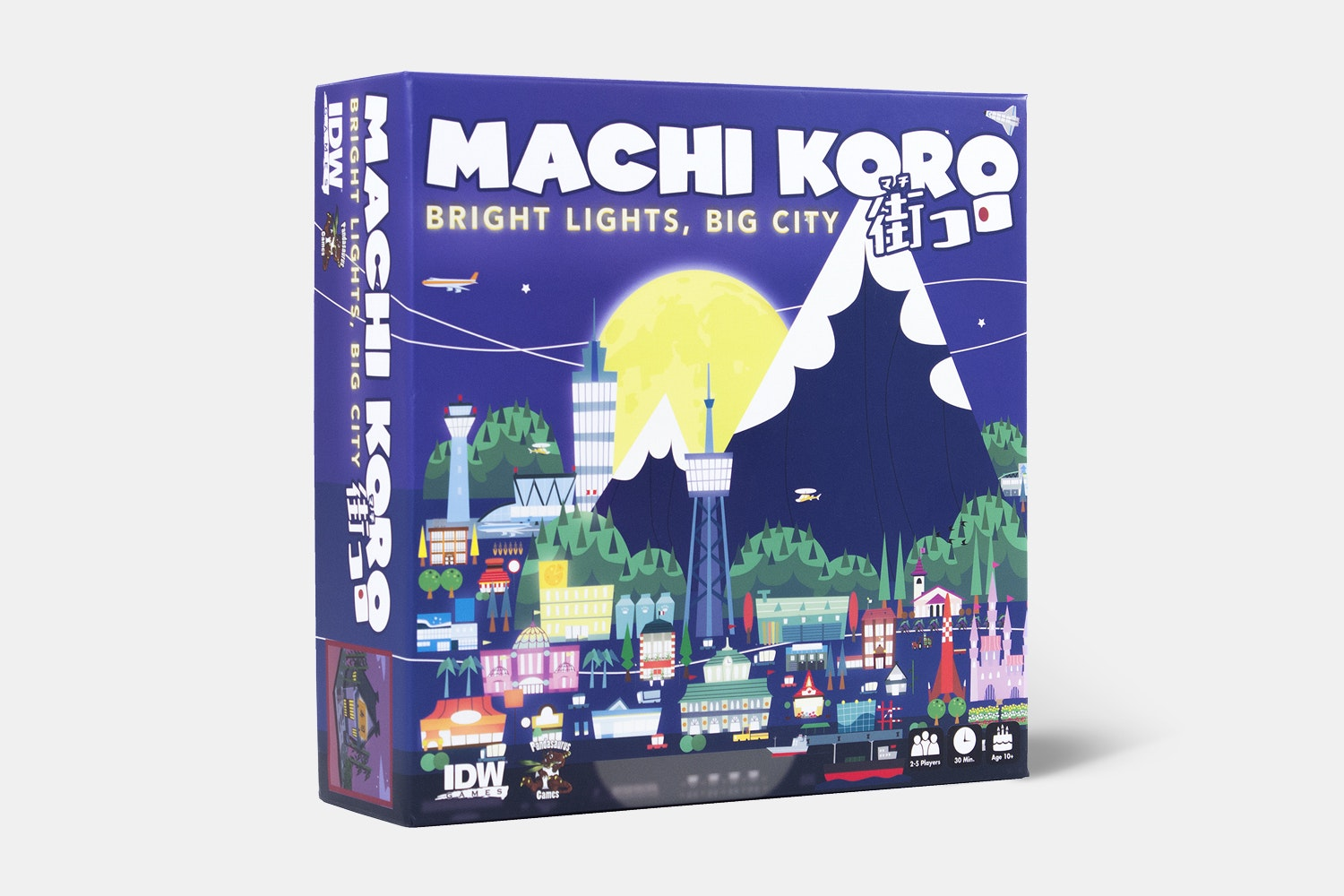 Machi Koro: Bright Lights, Big City Bundle