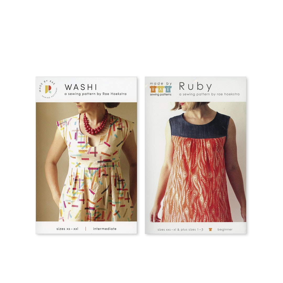 Made by Rae Garment Pattern (2-Pack)