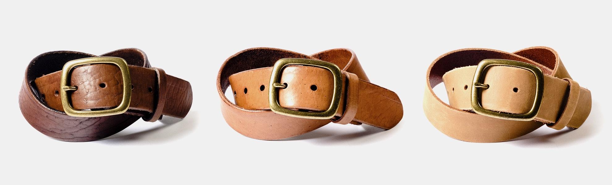 Made in Mayhem Belts