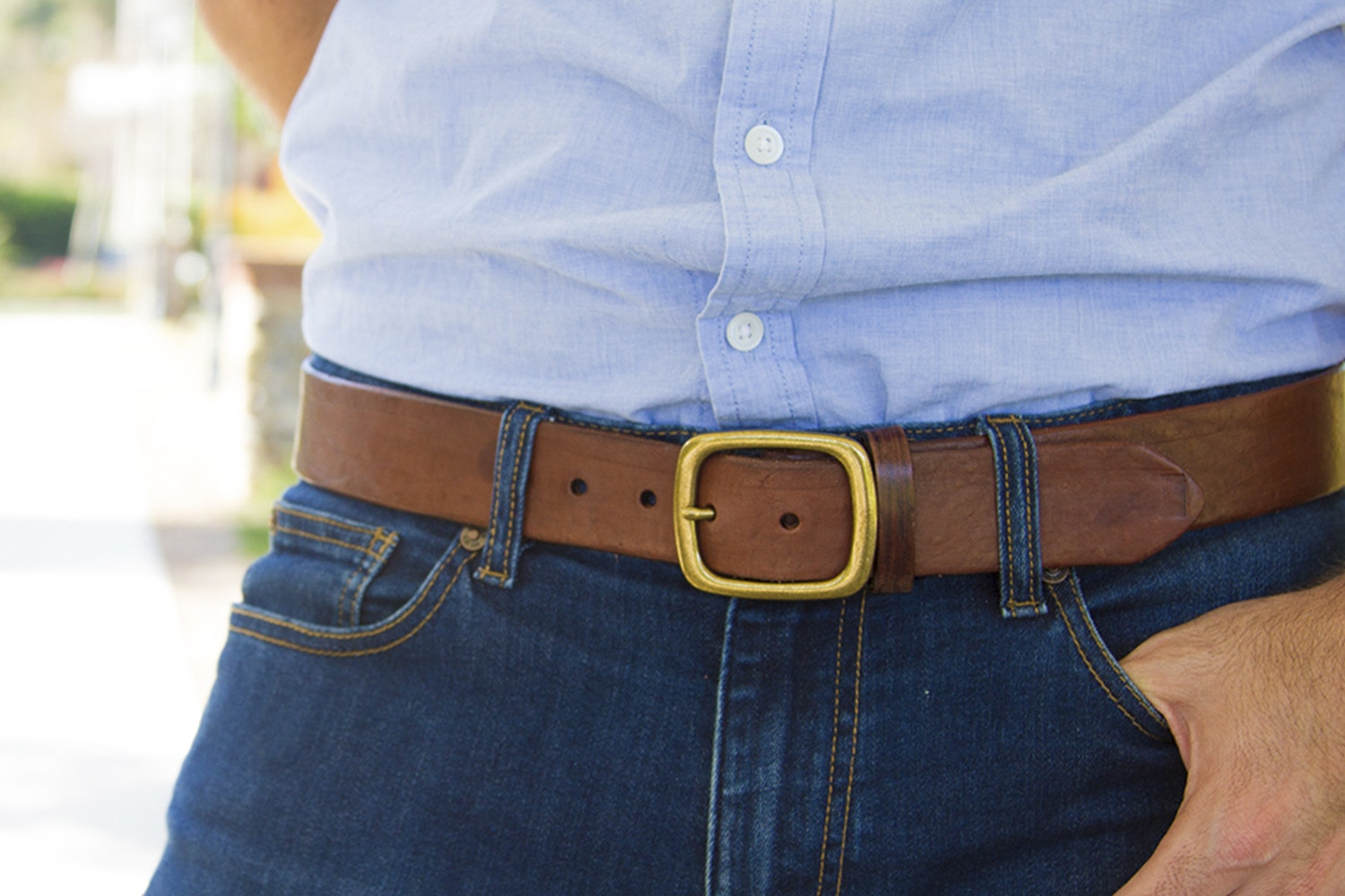 Made in Mayhem Belts