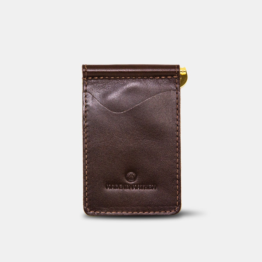 Made in Mayhem Madison Money Clip Wallet
